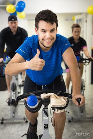 Journée Levée de fonds Cyclo-défi contre le cancer